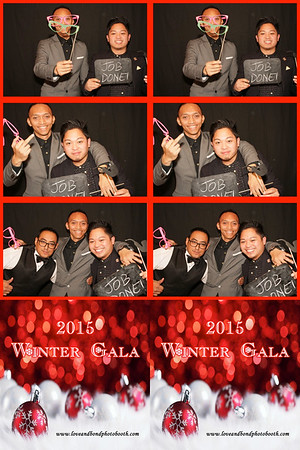 United Airline Gala 2015