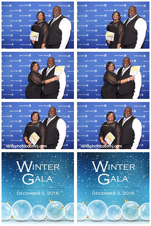 United Airline Gala 2017