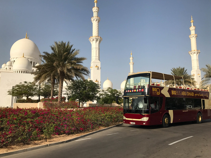 big bus abu dhabi