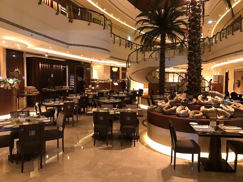 horizon restaurant khalidiya palace