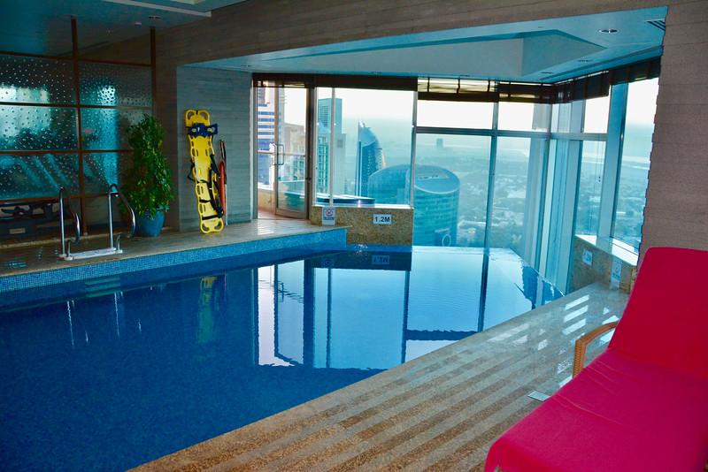 shangri la hotel 42 floor