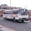 United Counties 182 near Nottingham Victoria Bus Stn Sep 86