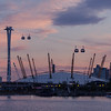 Millenium Dome and Cable Car