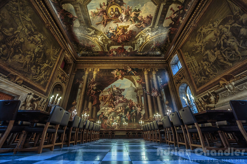 The Grandest Dining Hall In Europe