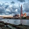 Thames Low Tide