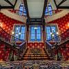 Grand Staircase, St Pancras Renaissance Hotel