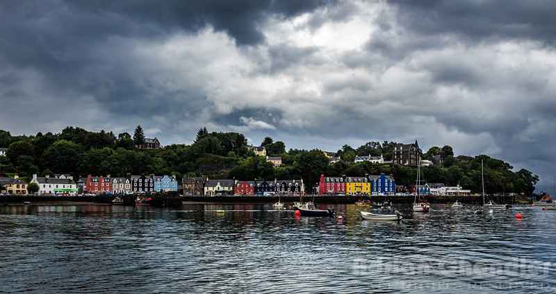 Storm over Tobermory