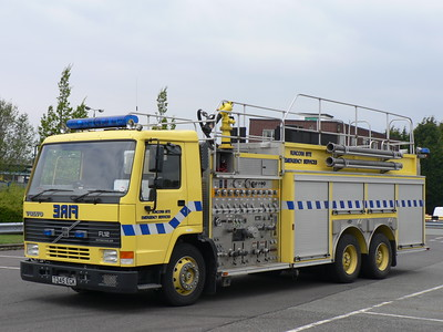 Industrial Fire & Rescue Service