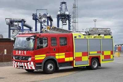 Port of Felixstowe Fire & Ambulance Service