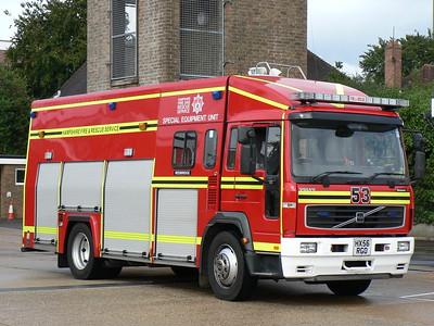 Hampshire Fire & Rescue Service