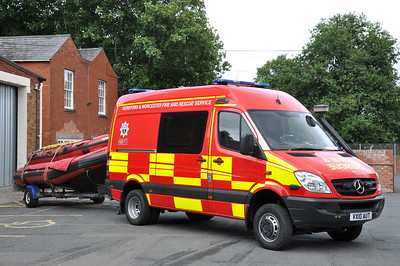 Hereford & Worcester Fire & Rescue Service