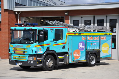 Humberside Fire & Rescue Service | Hull North