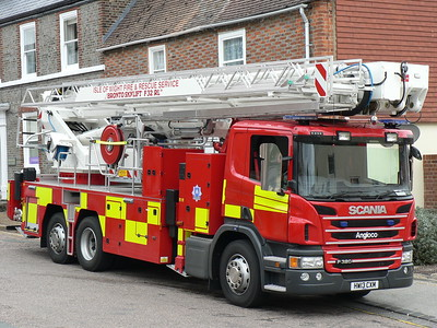 Isle of Wight Fire & Rescue Service