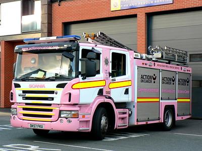 Merseyside Fire & Rescue Service