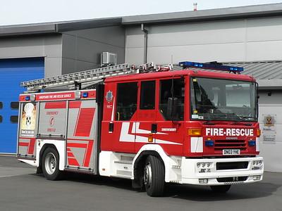Shropshire Fire & Rescue Service