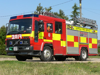 Suffolk Fire & Rescue Service