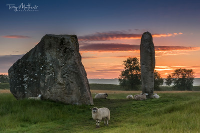 Avebury June Sunrise