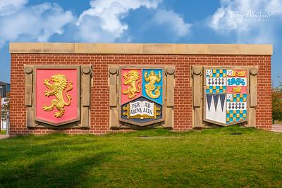 University of Birmingham Crests
