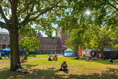University of Birmingham Campus - Freshers Week