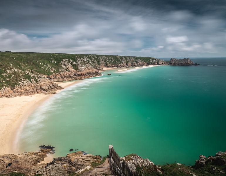 Endless Beaches - Porthcurno, Cornwall
