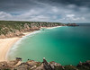 Endless Beaches - Porthcurno, Cornwall