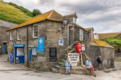 Fore Street Port Isaac