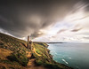 The Chimney Storm! - Wheal Coates, Cornwall