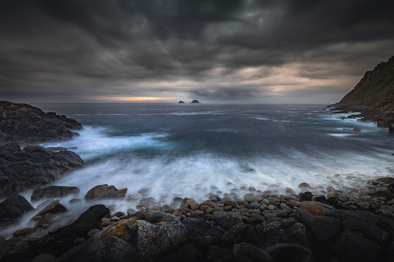 Break Through! - Porth Nanven, Cornwall