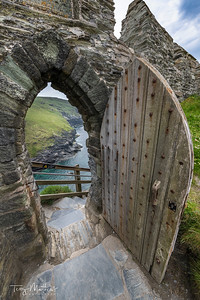 Gate to Tintagel