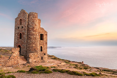 Wheal Coates Sunset