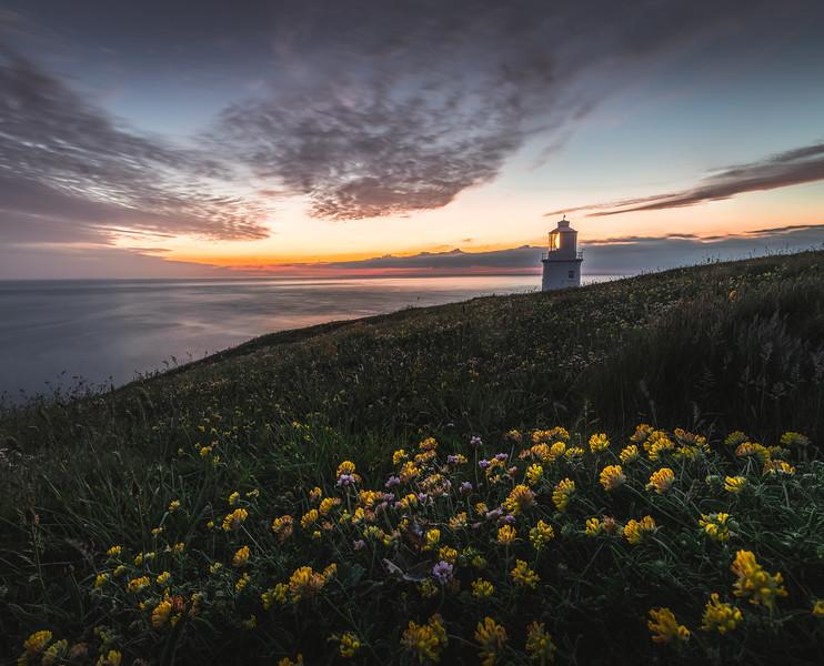 The last light! - Trevose Head Lighthouse, Cornwall