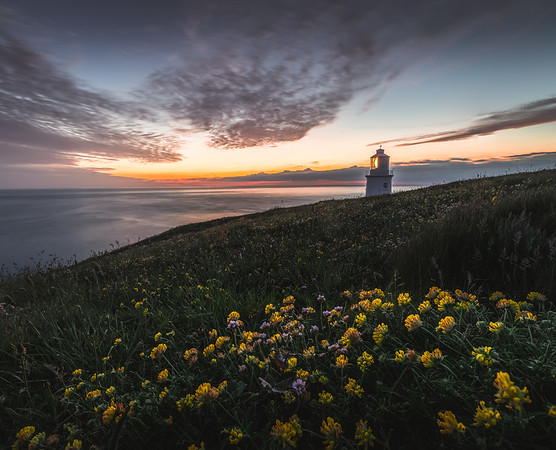 The last light! - Trevose Head Lighthouse, Cornwall