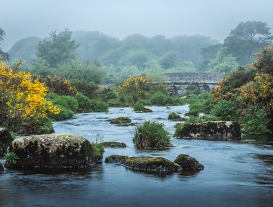Times gone by - Postbridge, Dartmoor