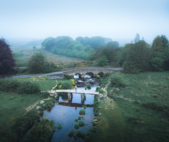 Moody Hues - Postbridge, Dartmoor
