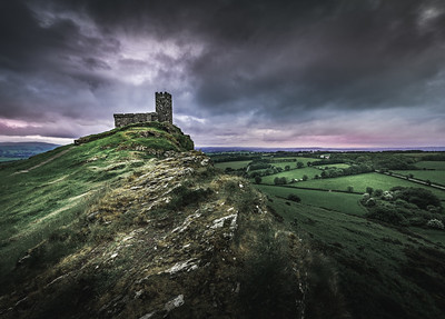 Watching Over! - Brentor, Dartmoor