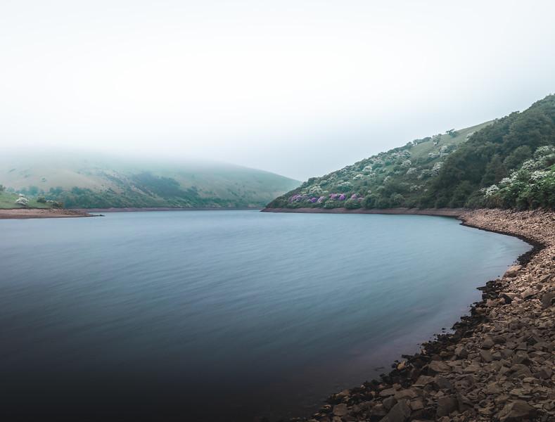 Misty Mountain Hop! - Meldon Reservoir, Dartmoor