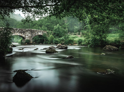 Fingle Bridge! - River Teign, Dartmoor