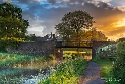 Ayshford Bridge Grand Western Canal