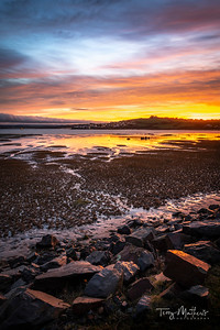 Northam Burrows Dawn