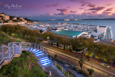 Torquay Harbour Lights