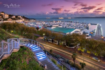 Torquay Harbour Lights