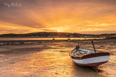 River Torridge Sunrise