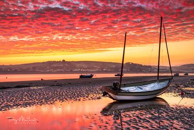 River Torridge at Dawn