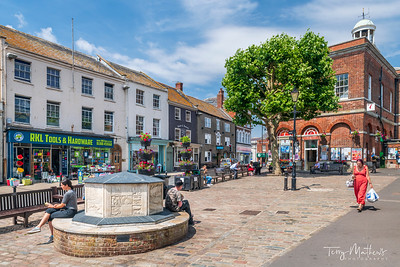 Town Square Bridport