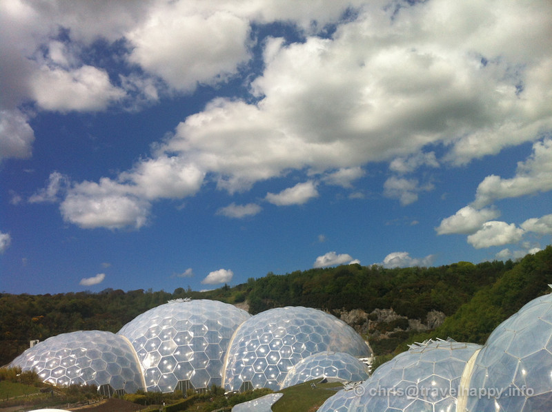 Eden Project Cornwall