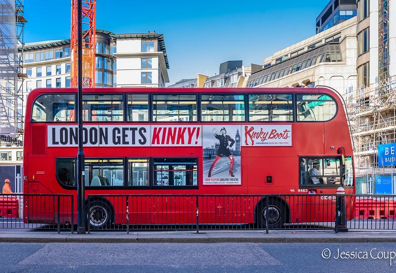 London Gets Kinky!