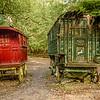 Gypsy Horse Drawn Caravans