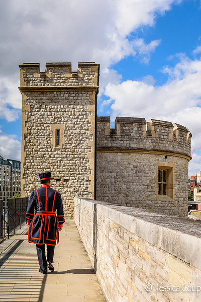 Beefeater Walking the Line