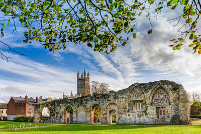 St Oswald's Priory Gloucester