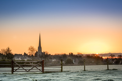 Tetbury Daybreak